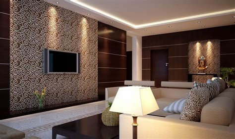 wallpaper  living room decoration channel