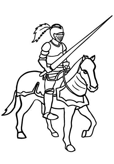 top  knight coloring pages  kids coloring pages