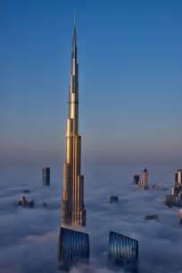Bird View Dubai Tallest Building in the World