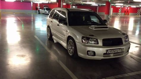 Subaru Forester Sg5 Sti Swap Ej257 Dccd Youtube