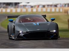 2015 Aston Martin Vulcan Images, Specifications and