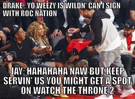 Drake Lebron Meme - nba memes 2013 nba memes of the week jay z drake meme nba memes funny meme s pinterest
