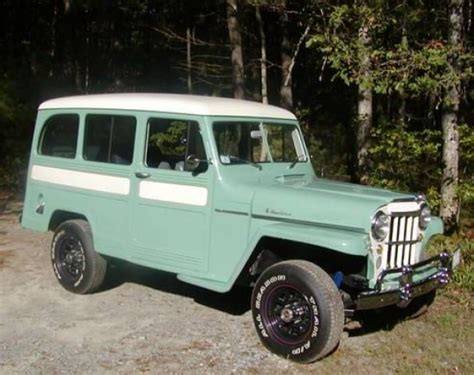 jeep willys wagon for sale willys pickup for sale craigslist autos weblog