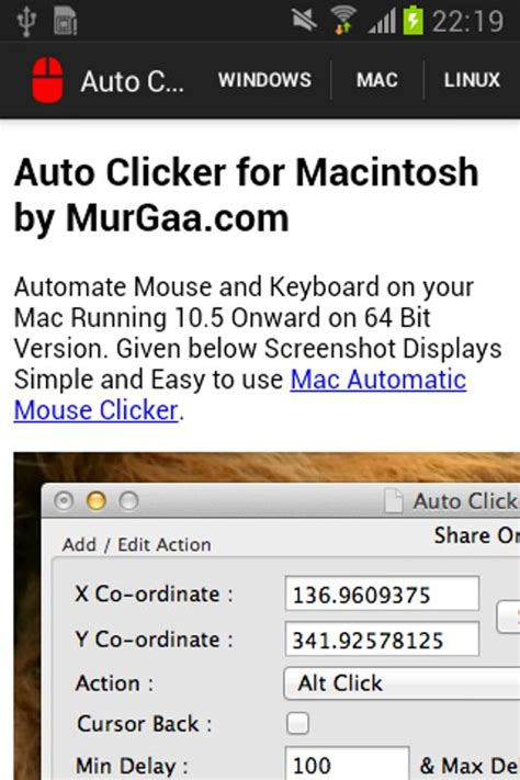 auto clicker for android apk