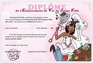 Jeux Pour Mariage Rigolo : blograissa diplome evjf1 soir e filles pinterest ~ Melissatoandfro.com Idées de Décoration