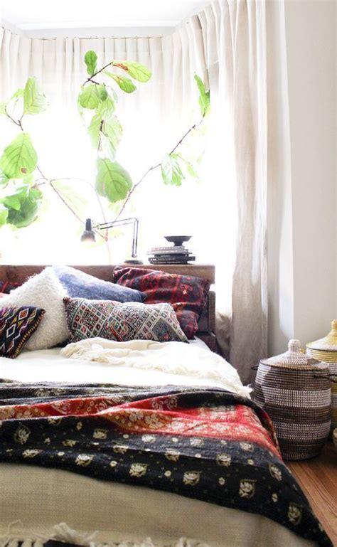 Boho Bedroom Ideas by 65 Refined Boho Chic Bedroom Designs Digsdigs
