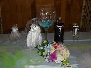 bride and groom39s table decorations wedding pinterest With bride and groom table centerpiece