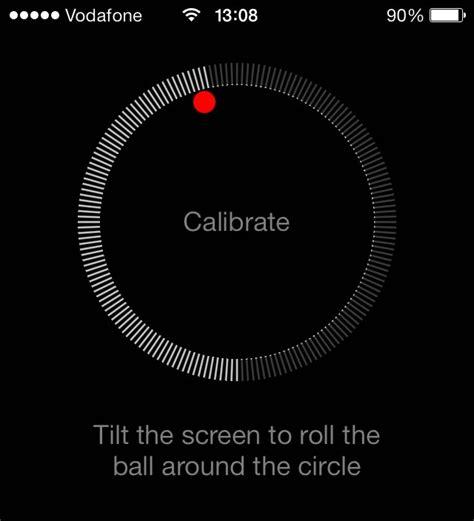 how to calibrate iphone iphone compass calibration trick iphonetricks org
