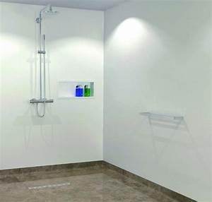 Revetement Douche Italienne : revetement douche frap moderne style de bain robinet fix ~ Edinachiropracticcenter.com Idées de Décoration