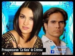 """Maite Perroni y Daniel Arenas protagonizarán """"La Gata ..."""