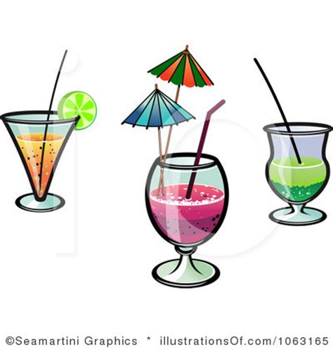 Cocktail Clipart Mixed Drink Clipart Clipart Suggest
