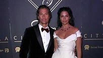 Matthew McConaughey Sweetly Honors Wife Camila Alves While ...