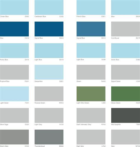 colour card 100 international paint shc vn