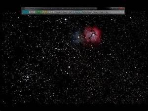 M8 Lagoon Nebula Then M20 M21 Trifid Nebula & Cluster Live ...