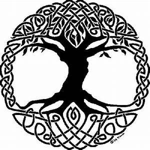 Yggdrasil - Árbol de la vida | Dibujo | Pinterest | Árbol ...