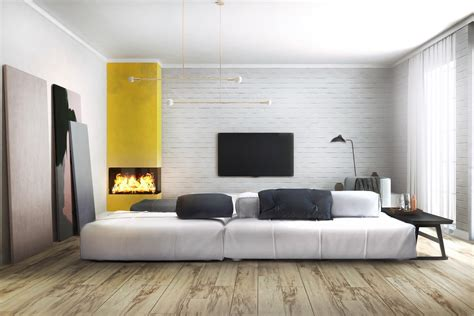 3 types of awesome living room designs with a signature