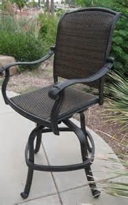 Vinyl Webbing Outdoor Furniture