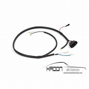 wire harness for cdi hkz box type 901 602 503 00 with With wiring harness boot