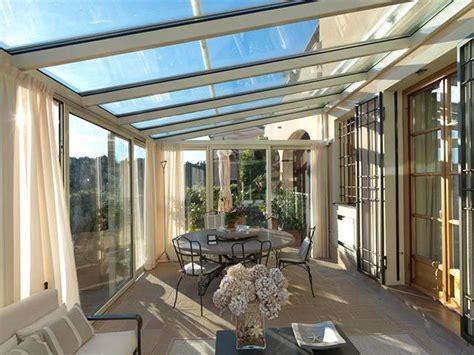 verande balcone vetrate scorrevoli per verande esterne