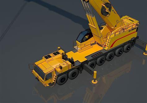 crane | CGTrader