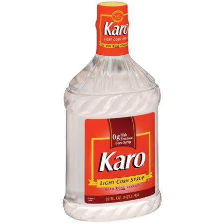 light corn syrup karo light corn syrup with real vanilla 32 fl oz