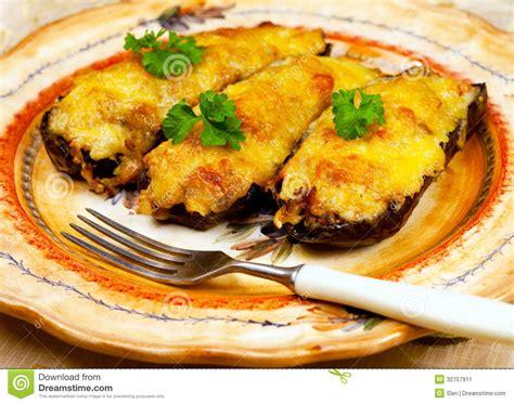 cuisine grec cuisine grecque chaussures d 39 aubergine image stock