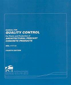 Manual For Quality Control For Plants And Production Of