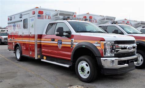 ny fdny ems ambulance