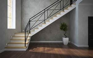 Escalier Quart Tournant Bas : calculer les dimensions de votre escalier ~ Dailycaller-alerts.com Idées de Décoration