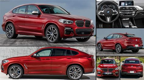 Bmw X4 M40d (2019)  Pictures, Information & Specs
