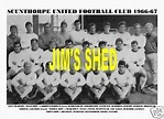 SCUNTHORPE UNITED F.C.TEAM PRINT 1966-67 (CLEMENCE) | eBay