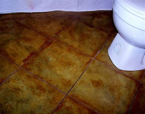 Customers' Photos of Stained Concrete Floors and Driveways