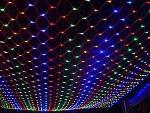 Mx m led net lights decoracion fiestas starry string