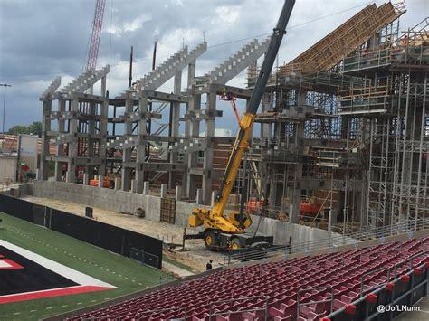 pjcs stadium expansion update  photo gallery cardinal