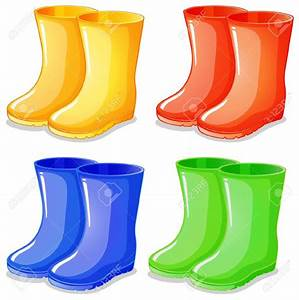 Wellingtons clipart - Clipground