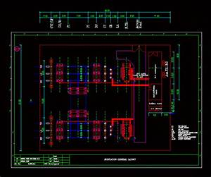 1329 General Kv Substation Dwg Block For Autocad  U2013 Designs Cad