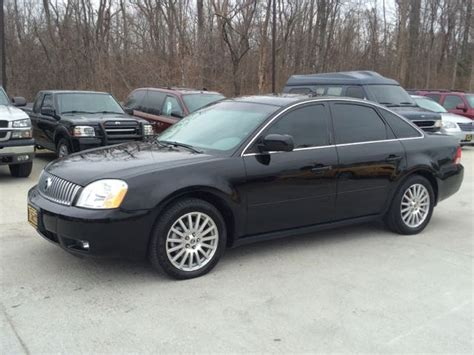 auto air conditioning service 2005 mercury montego electronic valve timing 2005 mercury montego luxury for sale in cincinnati oh stock 11834