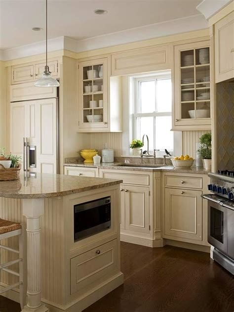 built in kitchen islands built in microwave within kitchen island