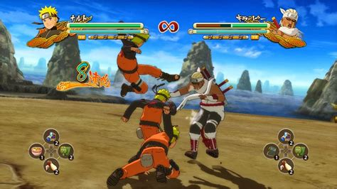 naruto ultimate ninja storm  pc version full game