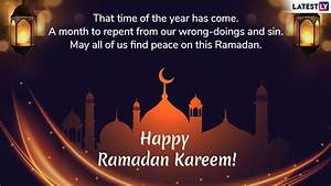 Ramzan Mubarak 2019 Wishes & Ramadan Kareem Quotes ...  Ramadan