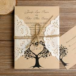 rustic wedding invitations rustic wedding invitations with free response cards