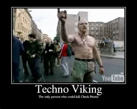 Techno Viking Meme - funny demotivational posters part 2 61 pics