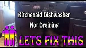 Kitchen Aid Quiet Scrub Dishwasher