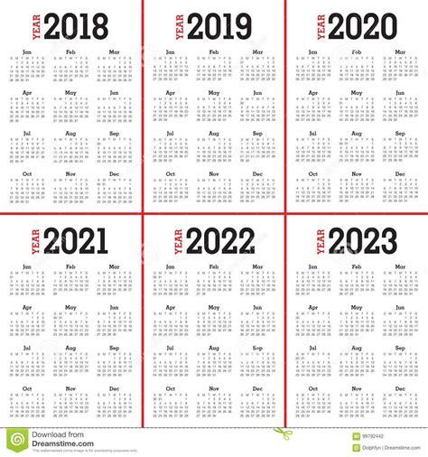 printable year blank calendar template calendar