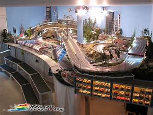 The Ultimate Slot Car Track