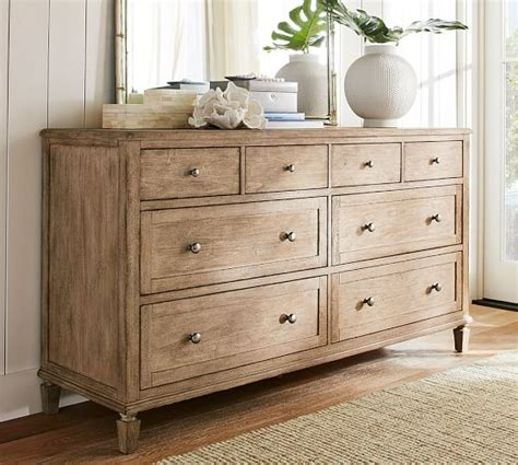 C Dresser Pottery Barn by Sausalito Wide Dresser Pottery Barn