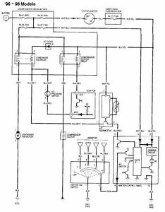 2007 Civic A Cpressor Wiring Diagram