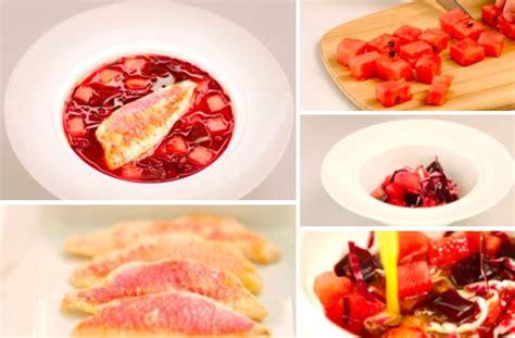 cuisiner le rouget nage au rouget un délicieux plat au poisson la