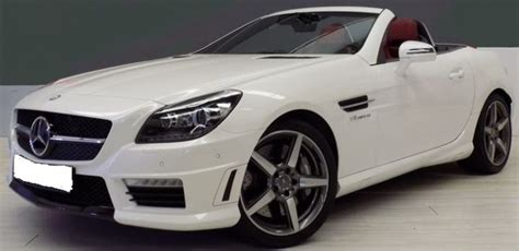 two seater convertible sports cars 2014 mercedes slk55 amg cabrio 2 seater convertible