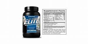 Elite Whey Protein Shake Vanilla Flavor Reviews 2019